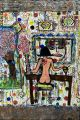LA Woman - 3D painting